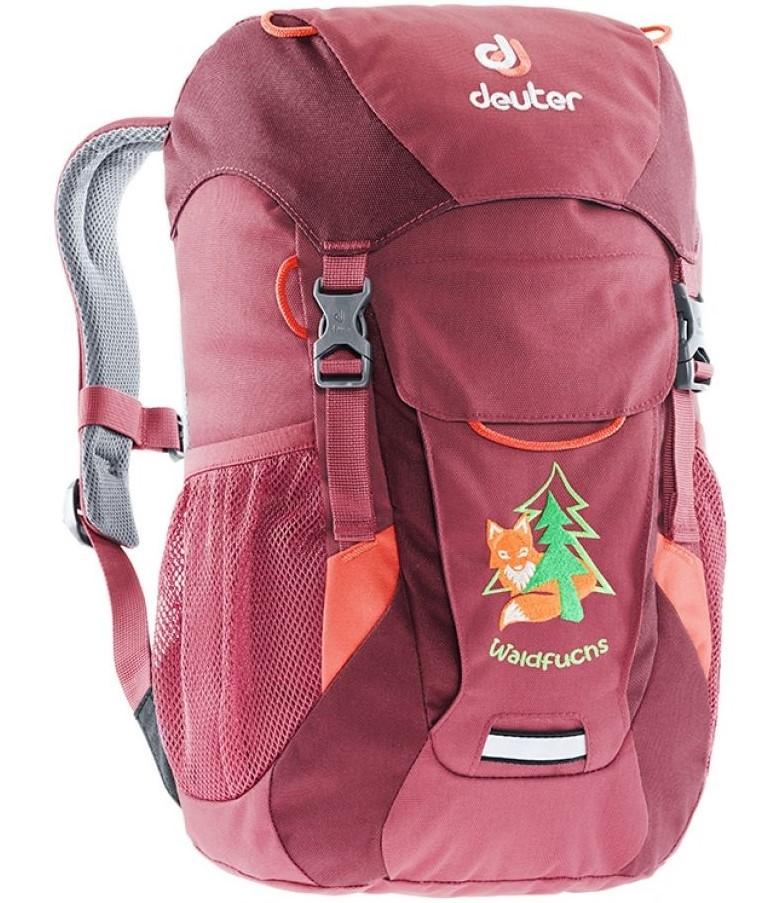 Детские рюкзаки Рюкзак детский Deuter Waldfuchs фиолетовый deuter-waldfuchs-cardinal-maron-3610015-5527-1.jpg