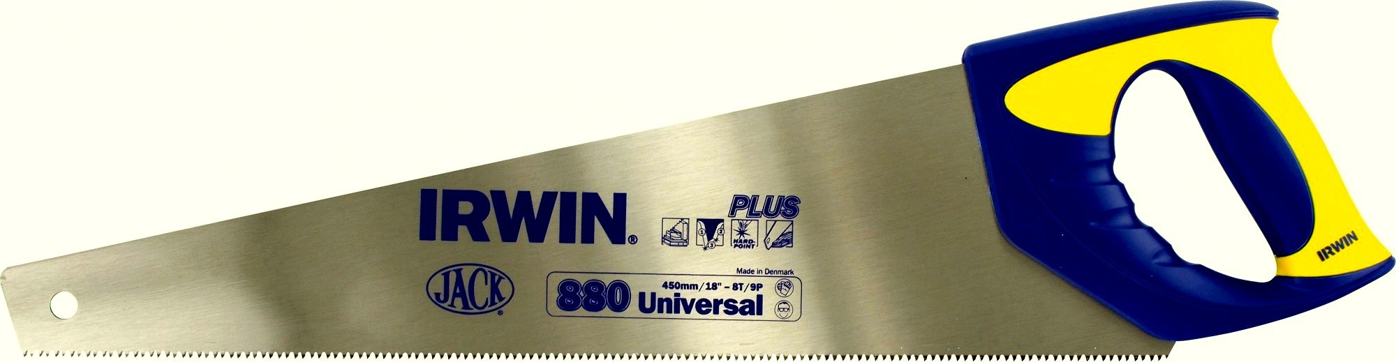Ножовка  по дереву   450мм Plus 880 универсальная Irwin 10503623