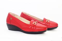 Туфли женские из мягкой  кожи