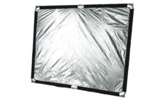 Отражатель Falcon Eyes CR-1520K2 Collapsible Flag Panel  серебро/белый
