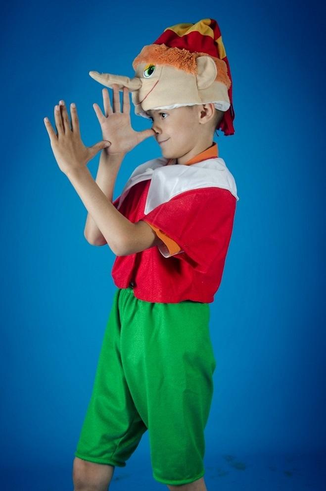 Карнавальный костюм Буратино детский купить с доставкой в интернет ... 3fc5d390679a1