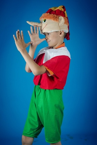Карнавальный костюм Буратино 1
