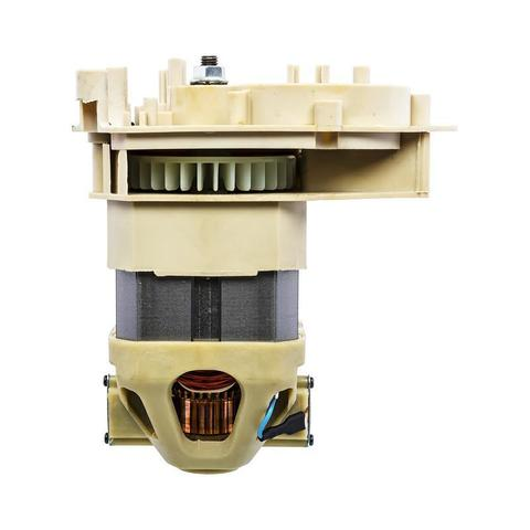 Двигатель эл. переменного тока DDE CSE1814 в сборе с маслонасосом