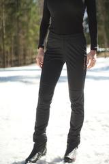 Женские утепленные лыжные брюки NordSki Elite G-TX Black