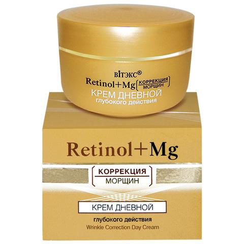 Витэкс Retinol+Mg Крем дневной глубокого действия 45 мл