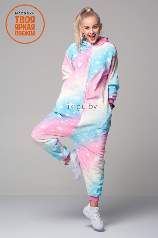 Пижамы кигуруми Единорог Мармеладный Uni_marmelad.jpg