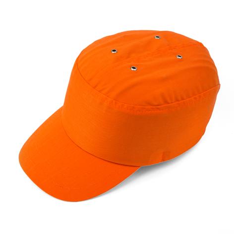 Каскетка защитная Престиж оранжевая