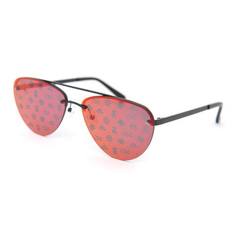 Солнцезащитные очки (оранжевые)
