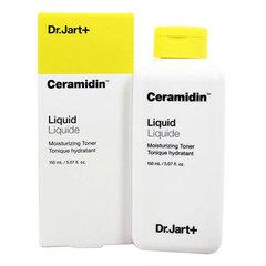 Dr.Jart+ Ceramidin Liquid Moisturizing Toner - Тонер для лица с керамидами