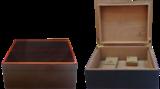 Хьюмидор для сигар Savoy Macassar Medium / HSAMACM