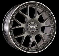 Диск колесный BBS CH-R II 11.5x22 5x130 ET58 CB71.6 satin platinum