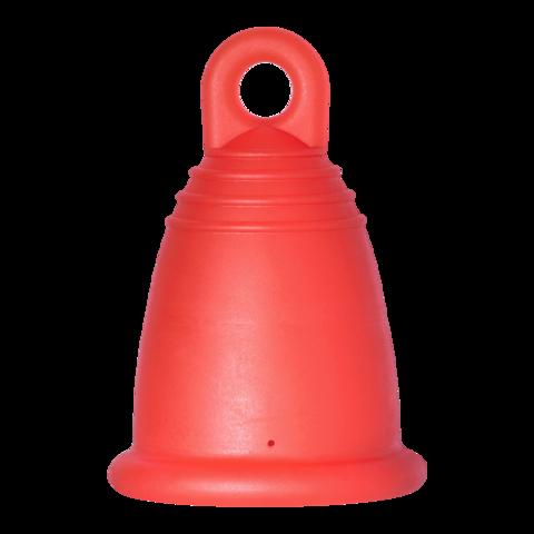 MeLuna Classic (М) - красная с колечком