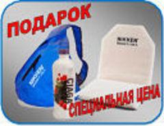 Чехол для сиденья, соковая смесь CIAGAv и рюкзак с логотипом Nikken в подарок!