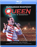 Queen / Hungarian Rhapsody (Live In Budapest)(Blu-ray)
