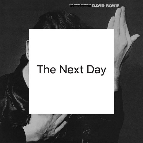 David Bowie / The Next Day (2LP+CD)
