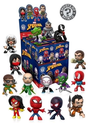 Случайная фигурка Человек Паук || Pint Size Heroes Spider-man
