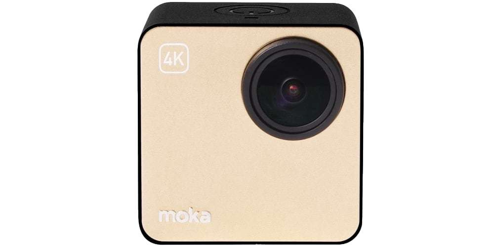 Экшн-камера Mokacam 4K вид спереди
