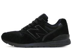 Кроссовки Мужские New Balance 996 All Black