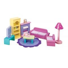 Кукольная мебель Сахарная слива Гостиная, Le Toy Van