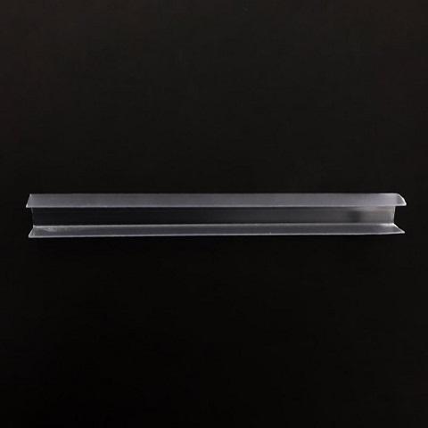 Направляющая пластиковая для монтажа дюралайта Ø 13 мм. 1,83 метра.