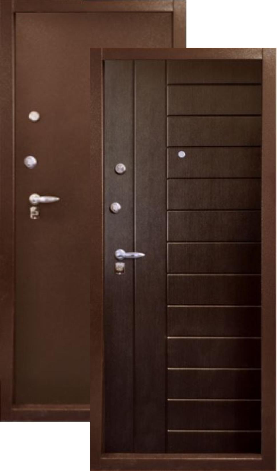 Двери входные металлические барнаул фото