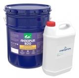 Эмаль для защиты AKROPUR B20 (АКРОПУР Б20) 18+2 кг белый