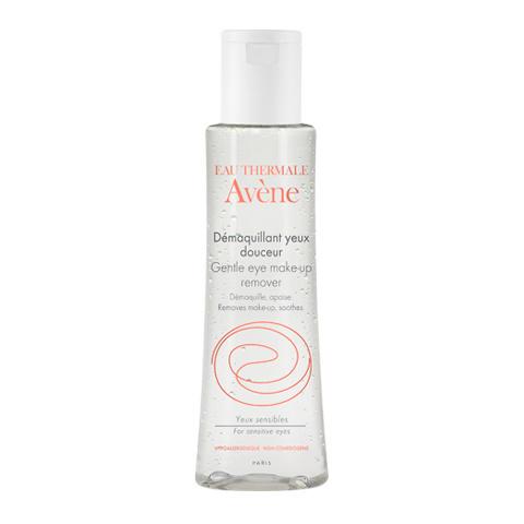 Avene мягкий лосьон для снятия макияжа с глаз 125 мл.