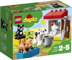 DUPLO Town Ферма: домашние животные 10870