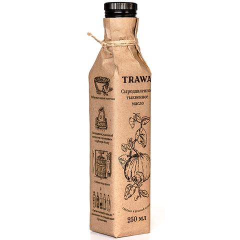 Trawa Масло сыродавленное тыквенное 250 мл