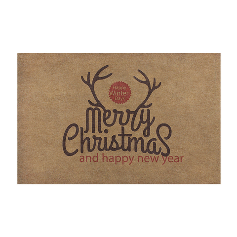 Открытка Merry Christmas 4