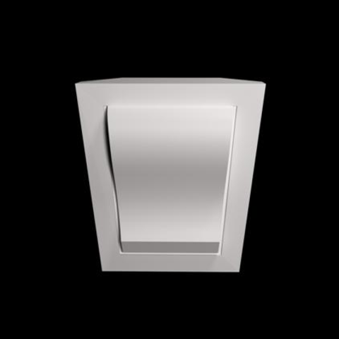 Замковый камень  Европласт из полиуретана 4.85.002, интернет магазин Волео