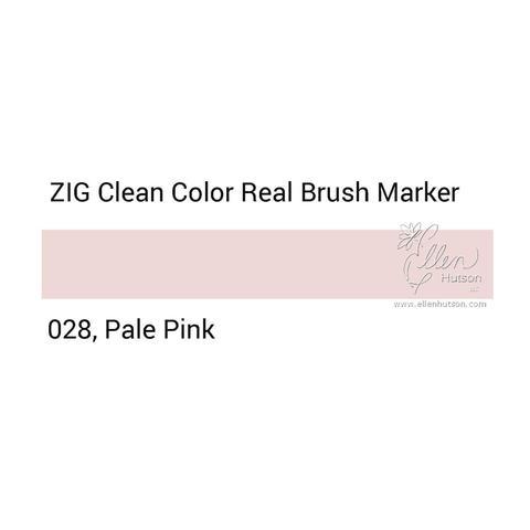Маркер акварельный ZIG Clean Color Real Brush- штучно - 028