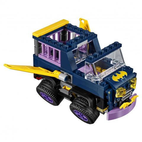 LEGO DC Super Hero Girls: Секретный бункер Бэтгёрл 41237 — Batgirl Secret Bunker — Лего Супергёрлз