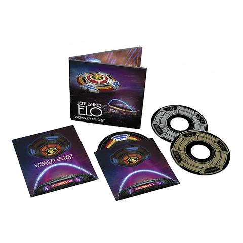 Jeff Lynne's ELO / Wembley Or Bust (2CD+DVD)