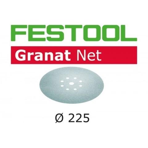 Шлифовальный материал на сетчатой основе Granat Net STF D225 P120 GR NET/25