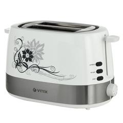 Тостер VITEK  VT-7160 (BW Черно-Белый)