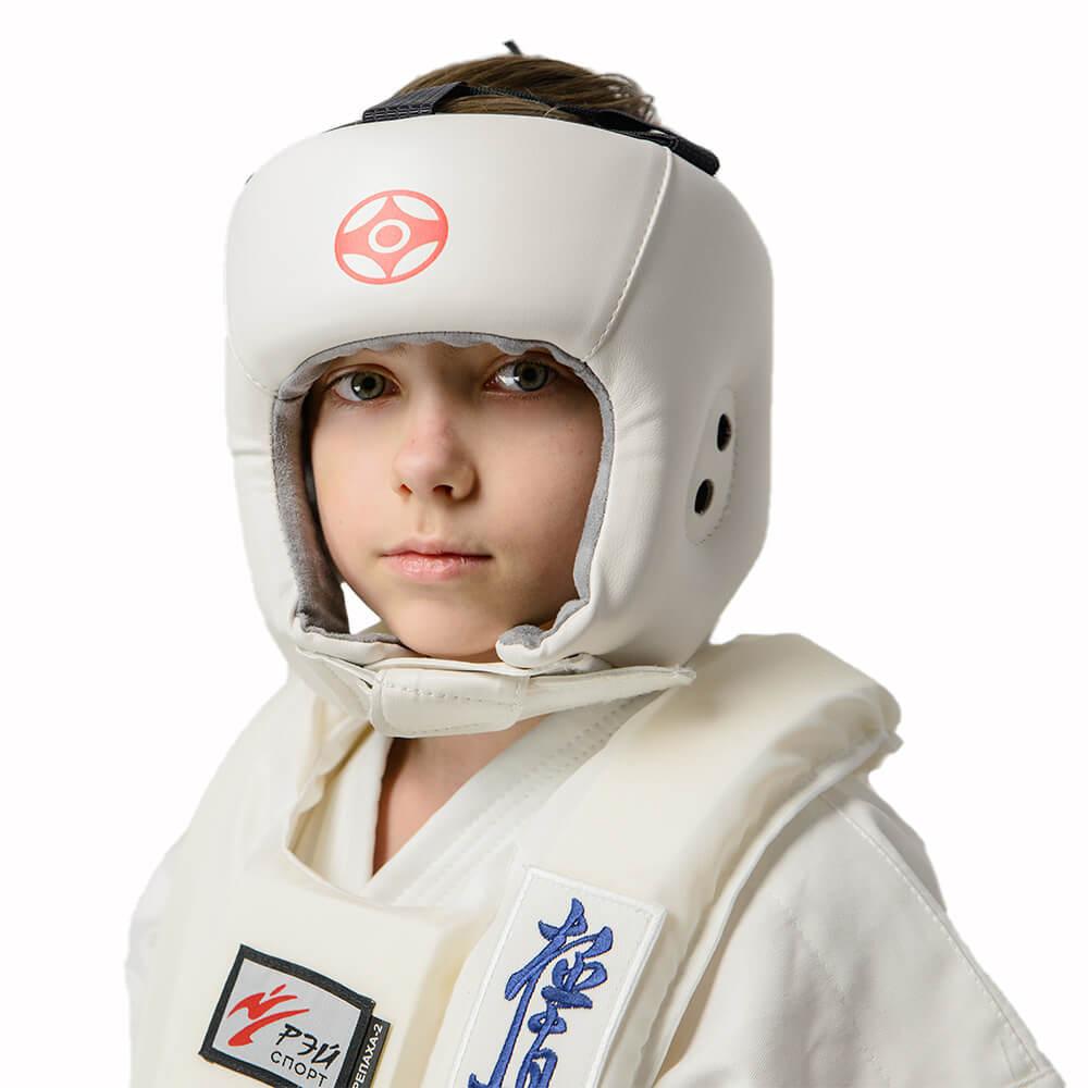 Шлемы Шлем открытый киокушинкай 393.jpg