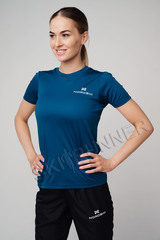 Футболка Nordski Active Navy 2020 женская