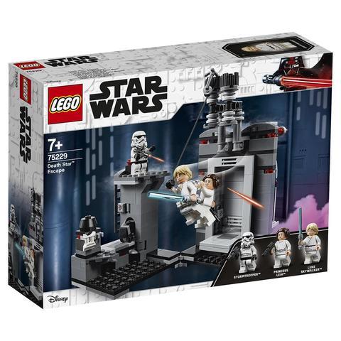 LEGO Star Wars: Побег со Звезды смерти 75229 — Death Star Escape — Лего Звездные войны Стар Ворз