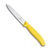 Нож Victorinox для очистки овощей, лезвие 10 см, желтый