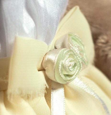 Зайка Ми в платье с цветочком (большая)