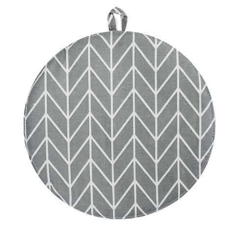 Прихватка Geometry Grey Ornament