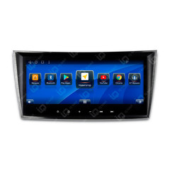 Штатная магнитола для Mercedes CLS (C219) 04-10 IQ NAVI T58-1007C