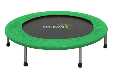 Батут мини Sundays D150 зеленый