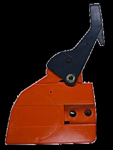Тормоз цепи в сборе для бензопилы Husqvarna 137/142 .
