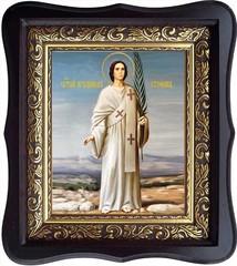 Стефан первомученик архидиакон, апостол от 70-ти. Икона на холсте.