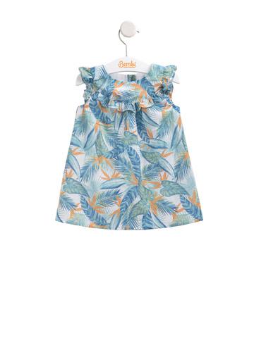ПЛ211 Платье для девочки