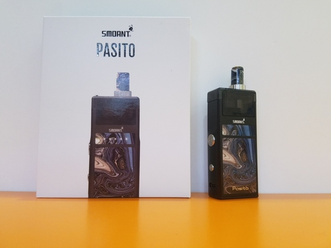 Набор Pasito pod kit by SMOANT 1100mAh 3ml