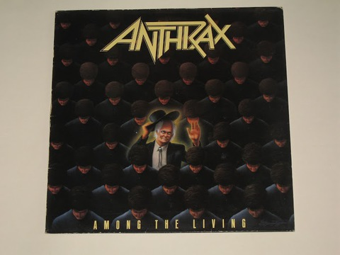 Anthrax / Among The Living (LP)