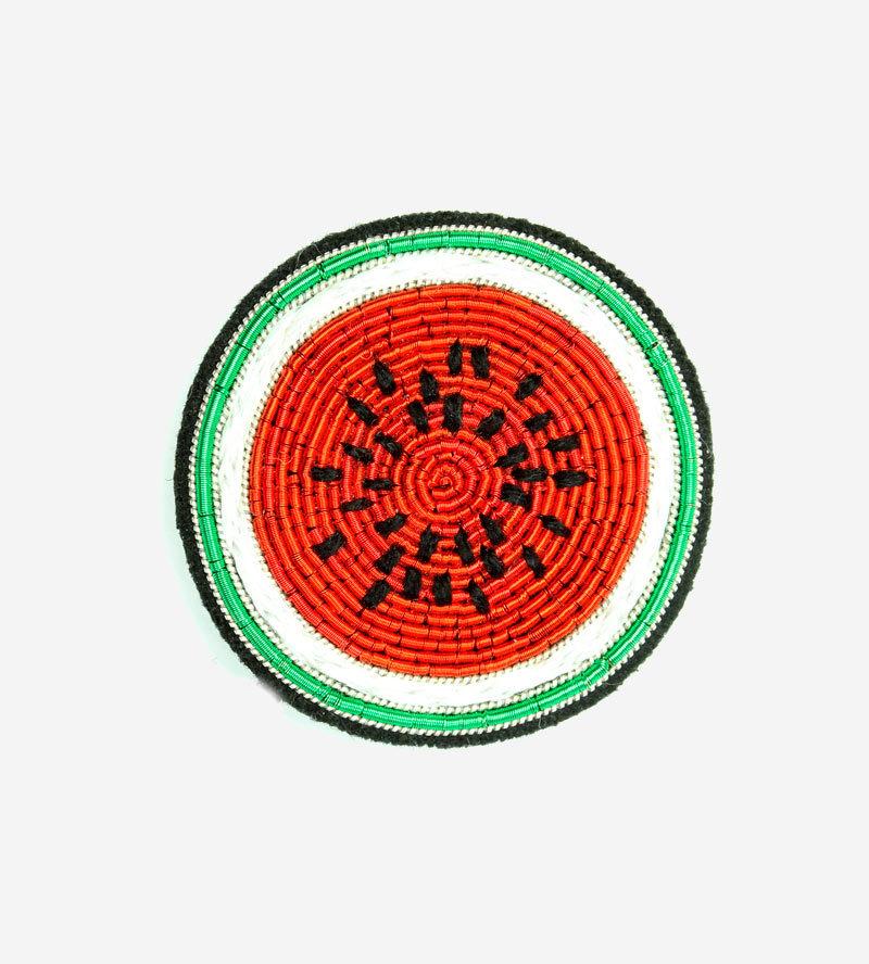 Брошь Red Water Melon